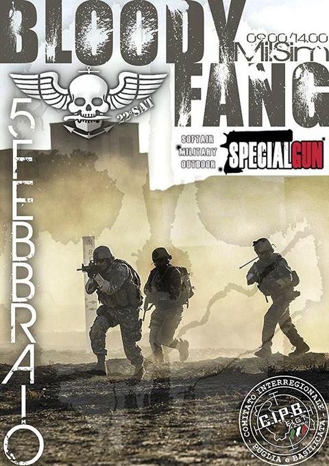 Op. Bloody fang - milsim